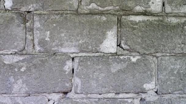 Cihlová zeď pro texturu pozadí šedý cement