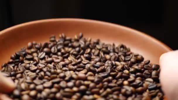 Landwirt Kaffee Bereich