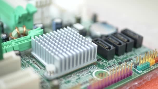Elektronikus zöld áramkör, ellenállás