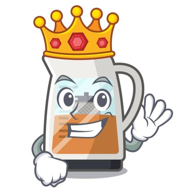 King tea maker in the character refrigerators