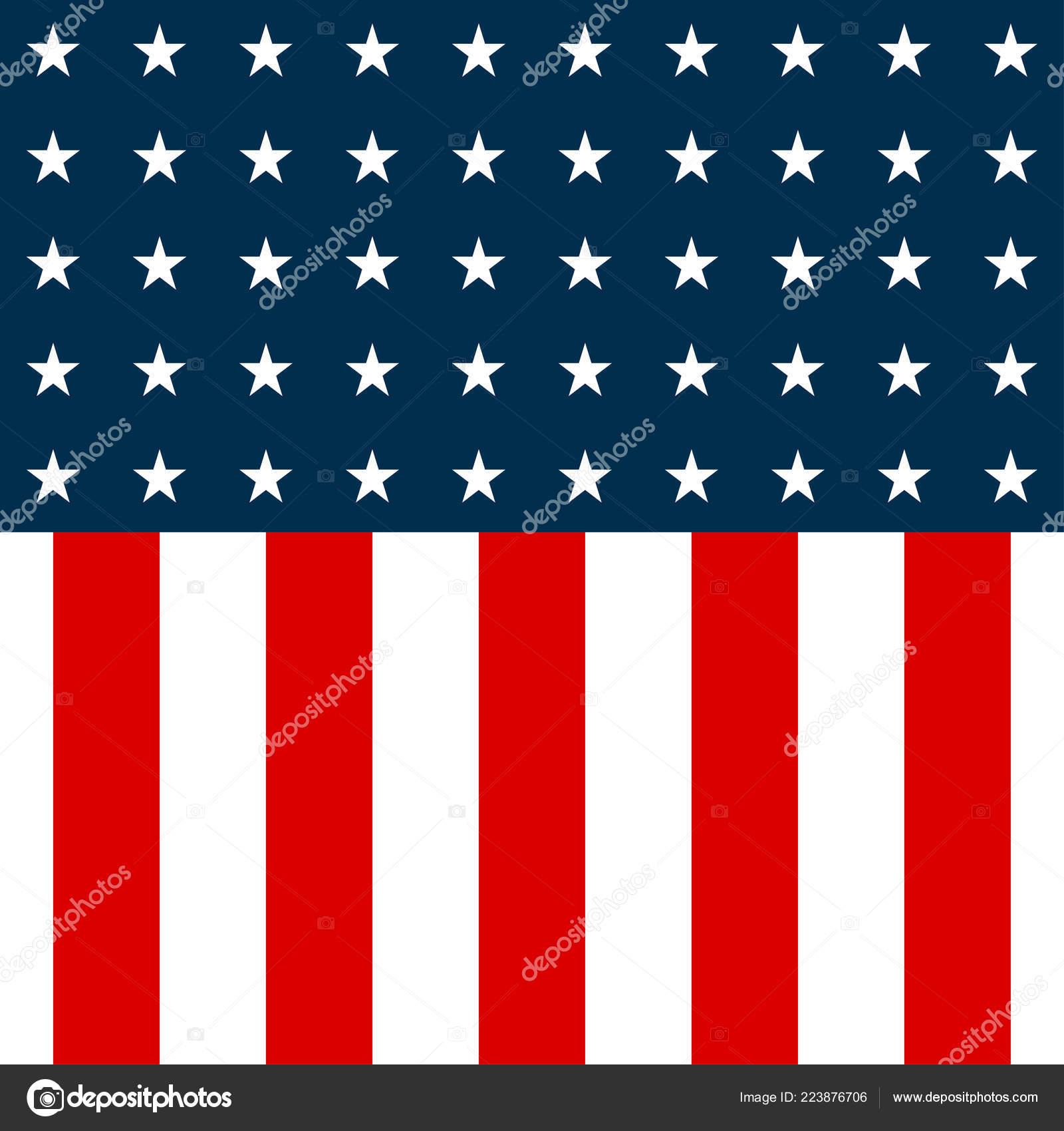 usa flag american flag background white stars blue background red