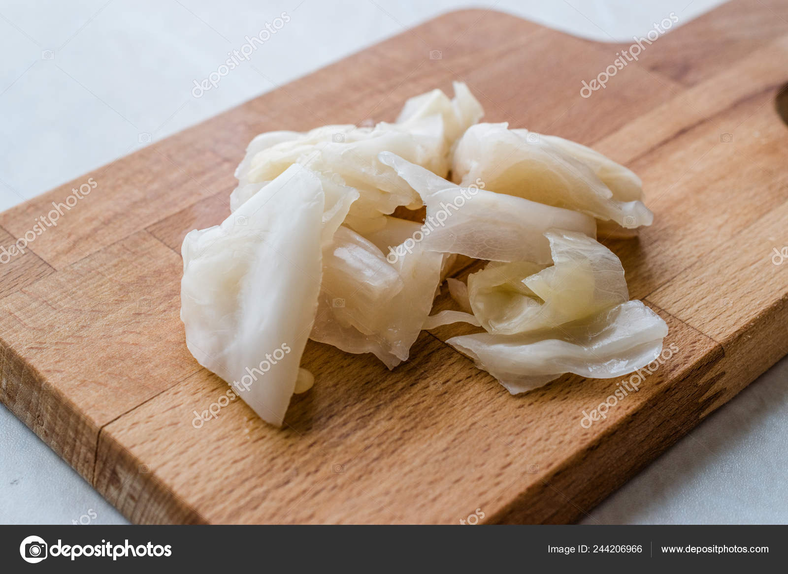 Sushi Ginger Sweet Pickled Ginger Japanese Food Traditional Food Stock Photo Image By C Alp Aksoy 244206966