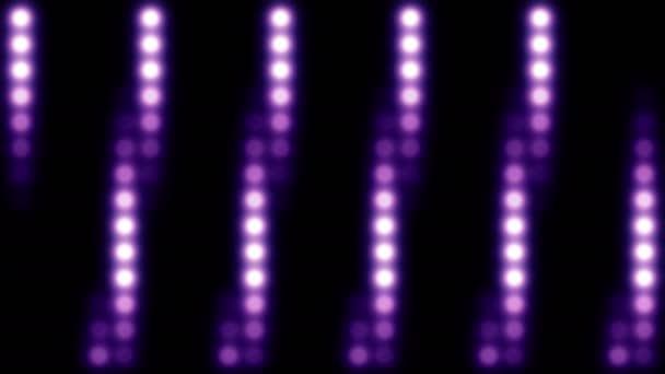 VJ könnyű esemény koncert dance zenei videók szakasz fél absztrakt led neon alagút háttér hurok