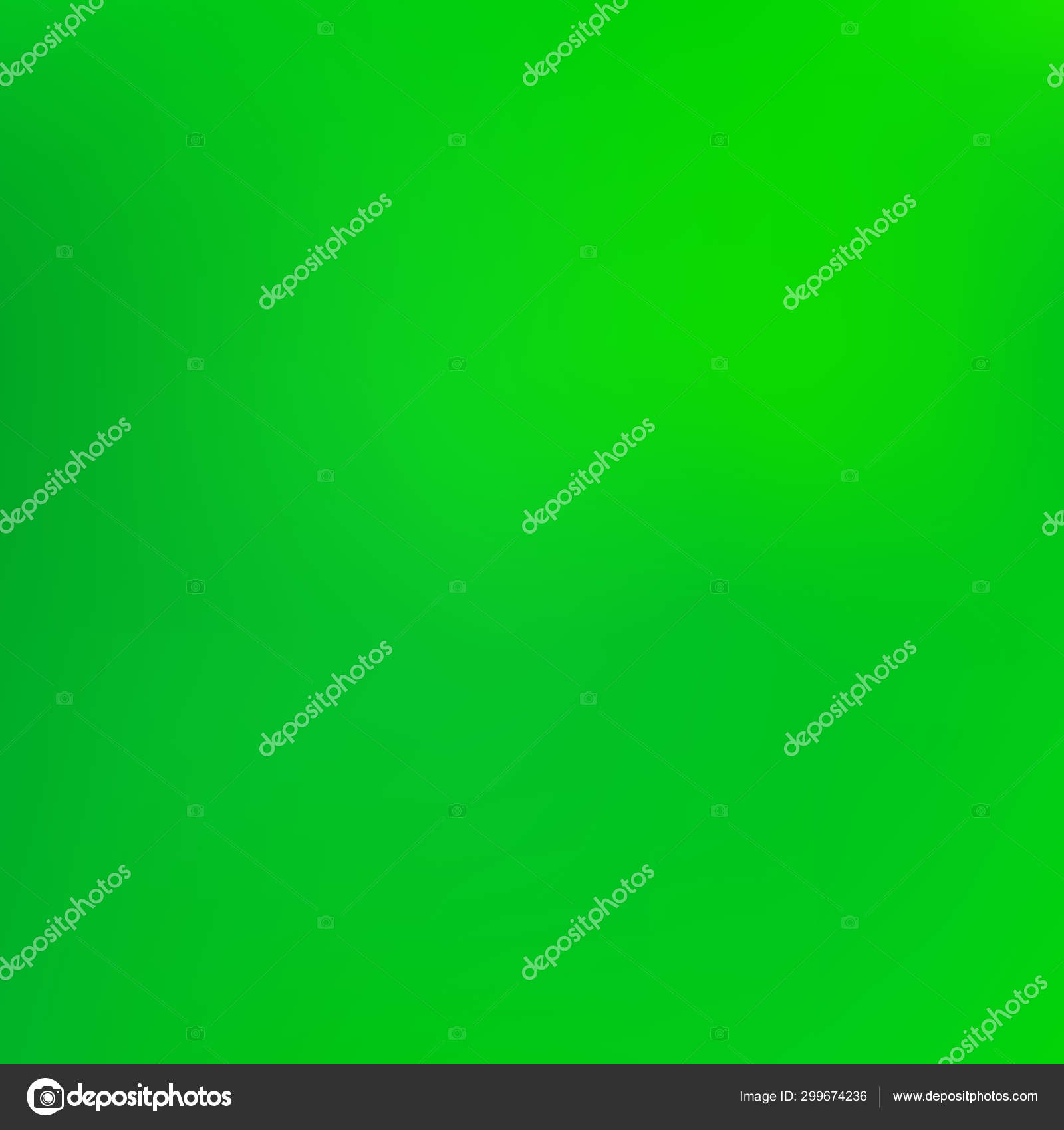Abstract Green Background For Design Light Vector Backdrop