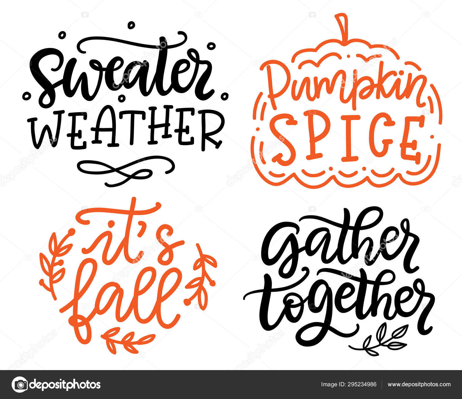 Gather together, Pumpkin spice, Sweater weather, Its fall ...