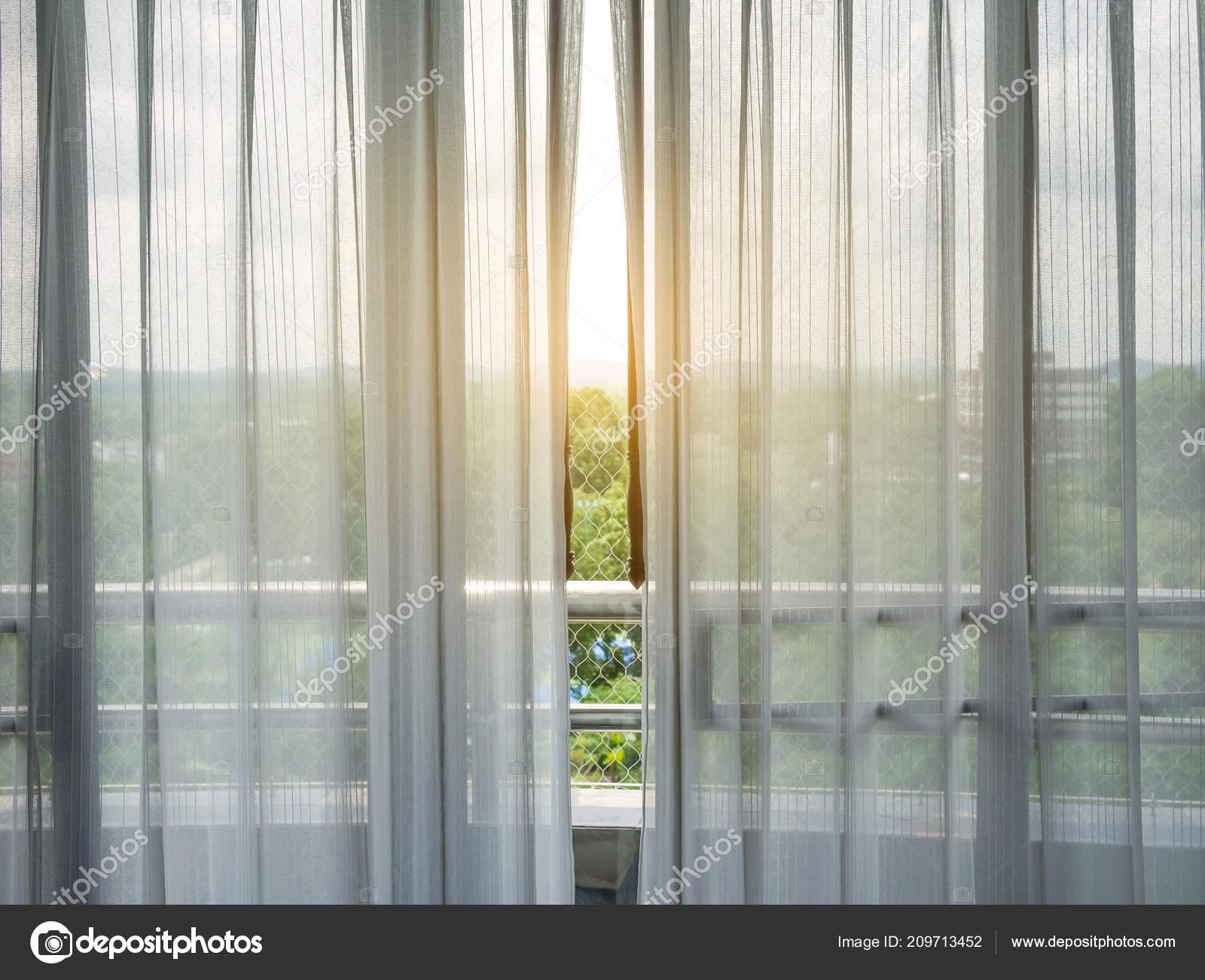 Apartment balcony drapes | White Sheer Curtains Balcony High ...