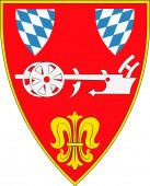 Wappen von Straubing in Niederbayern