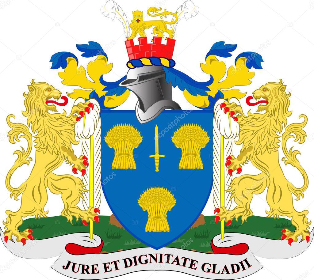 The Heraldry of Winter's Gate