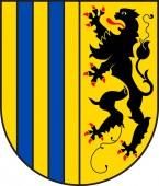Wappen von Chemnitz in Sachsen in Deutschland