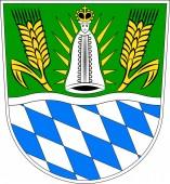 Wappen von Straubing-Bogen in Niederbayern