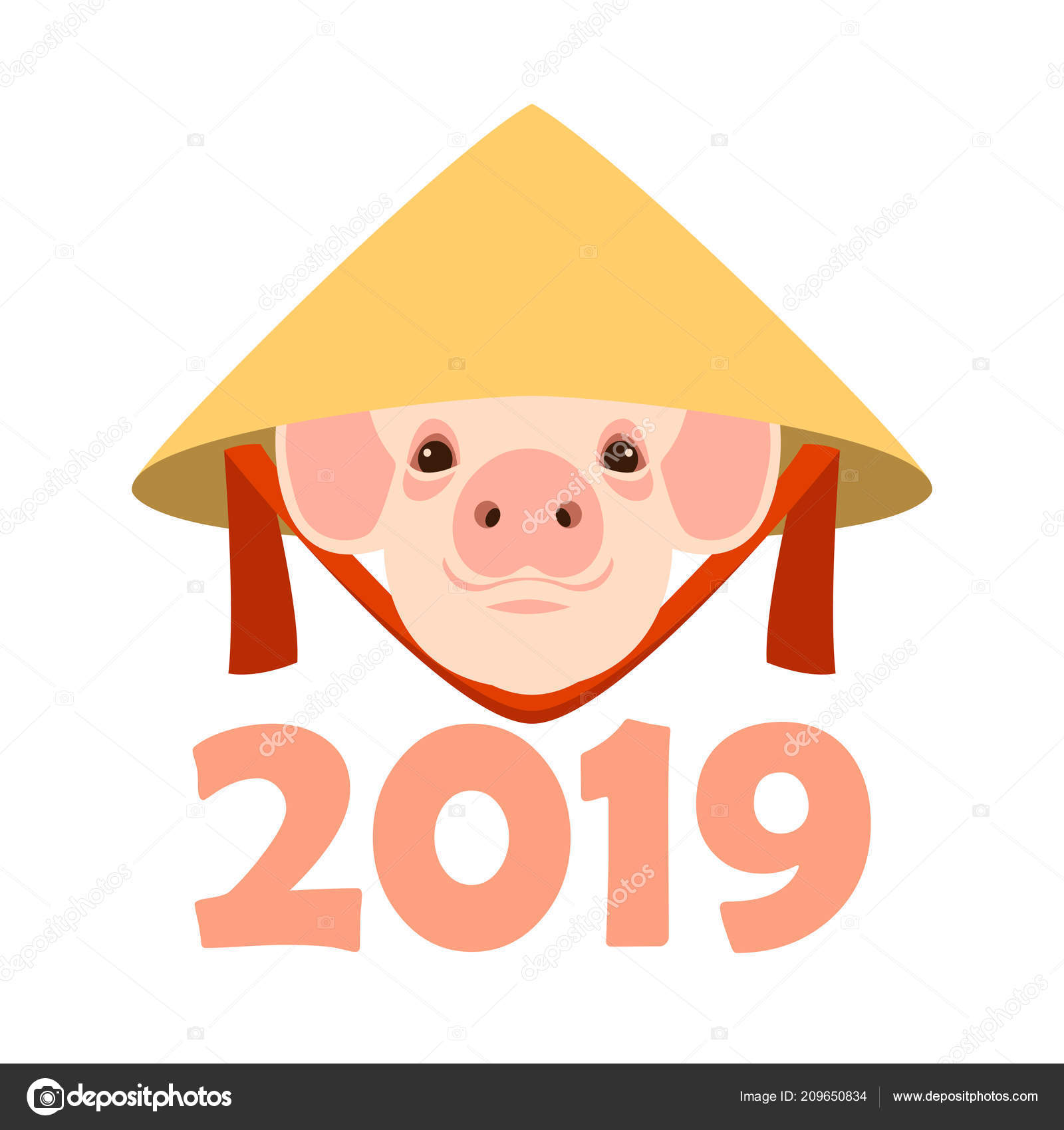 Pig - a symbol of 2019 do it yourself 48