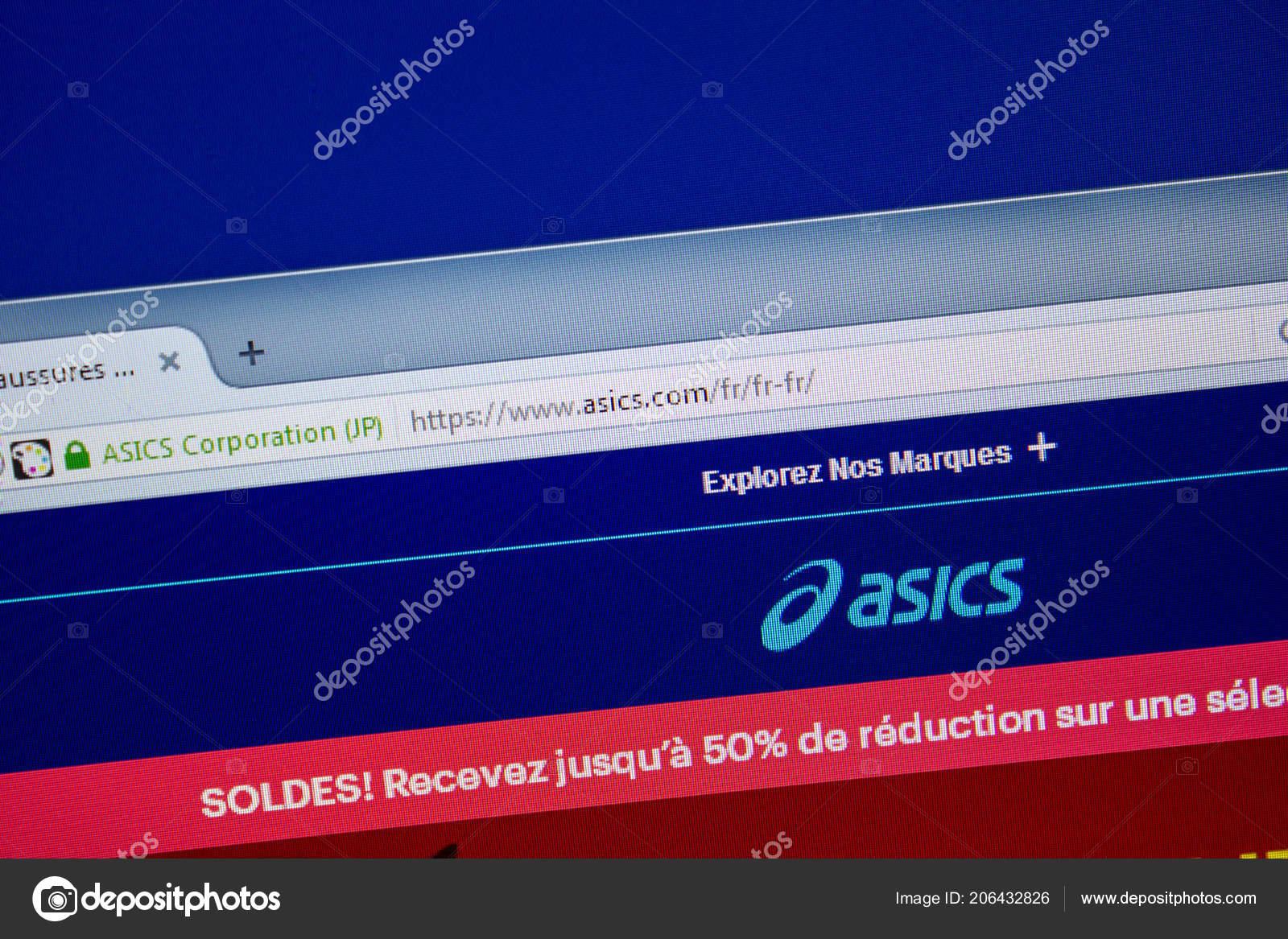 soldes asics.com