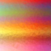 Fényképek Absztrakt illusztráció, a háttér narancssárga négyzet alacsony poli