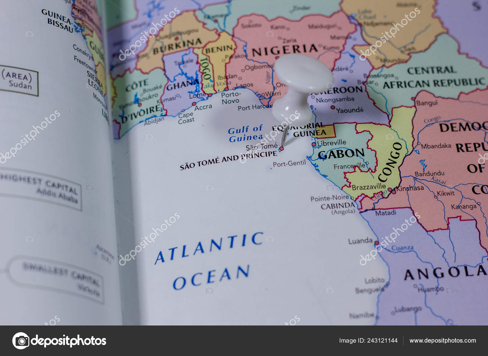 Ivanovsk Russia February 2019 Sao Tome Principe Map World ... on saudi arabia world map, mauritania world map, laos world map, liberia world map, japan world map, botswana world map, portugal world map, angola world map, switzerland world map, congo world map, norway world map, guantanamo bay world map, burundi world map, peru world map, bangladesh world map, denmark world map, tonga world map, brazil world map, france world map, n korea world map,