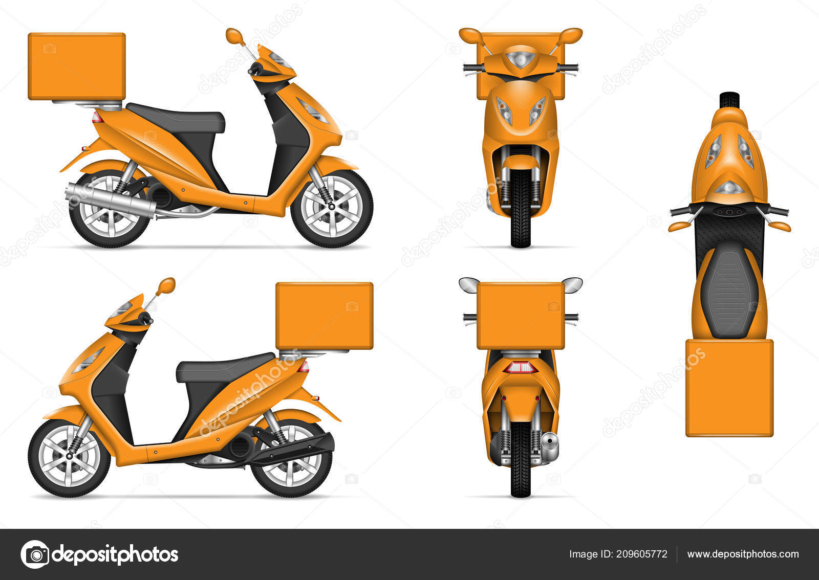 delivery scooter vector mockup white vehicle branding corporate identity view stock vector c imgvector 209605772 delivery scooter vector mockup white vehicle branding corporate identity view stock vector c imgvector 209605772