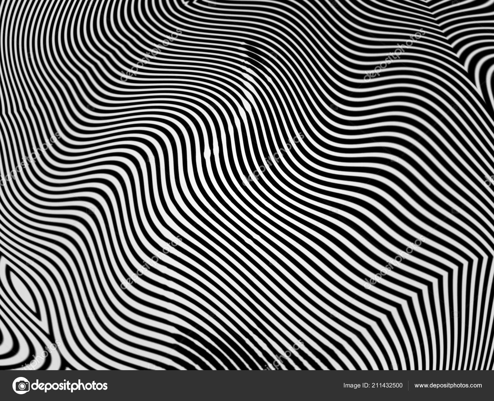 Art Optique Fond Illusion Optique Fond Géométrique Moderne