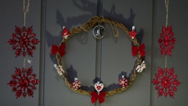 Nový rok a Vánoční dekorace