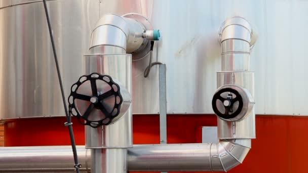 Heizwerk Rohre Fabrik - Heizungsventile und -rohre