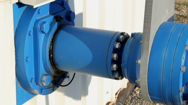 2 von 1 Stromerzeugung in Biogaskraftwerk