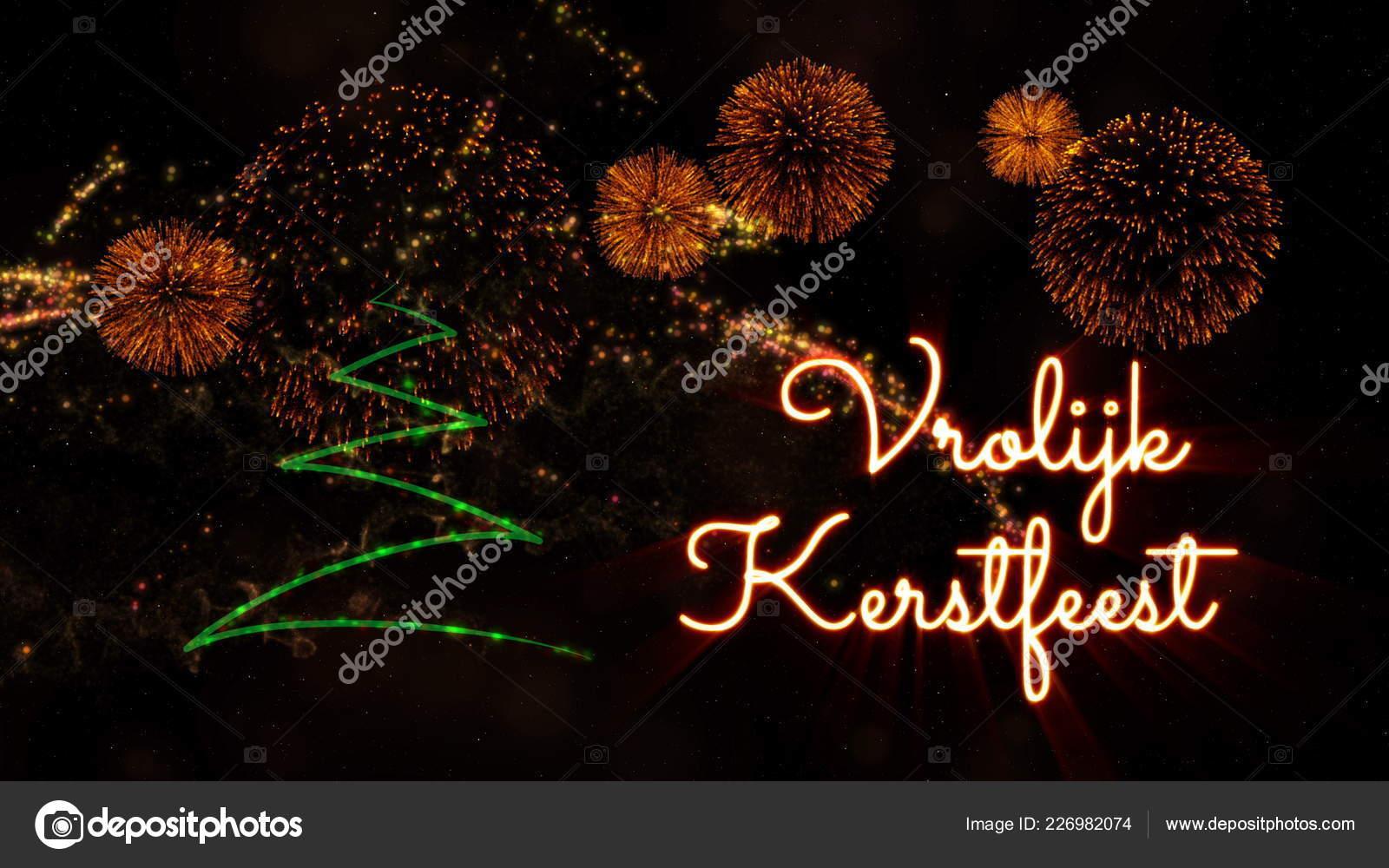 Frohe Weihnachten Und Ein Gutes Neues Jahr Holländisch.Frohe Weihnachten Text Auf Niederländisch Vrolijk Kerstfeest über