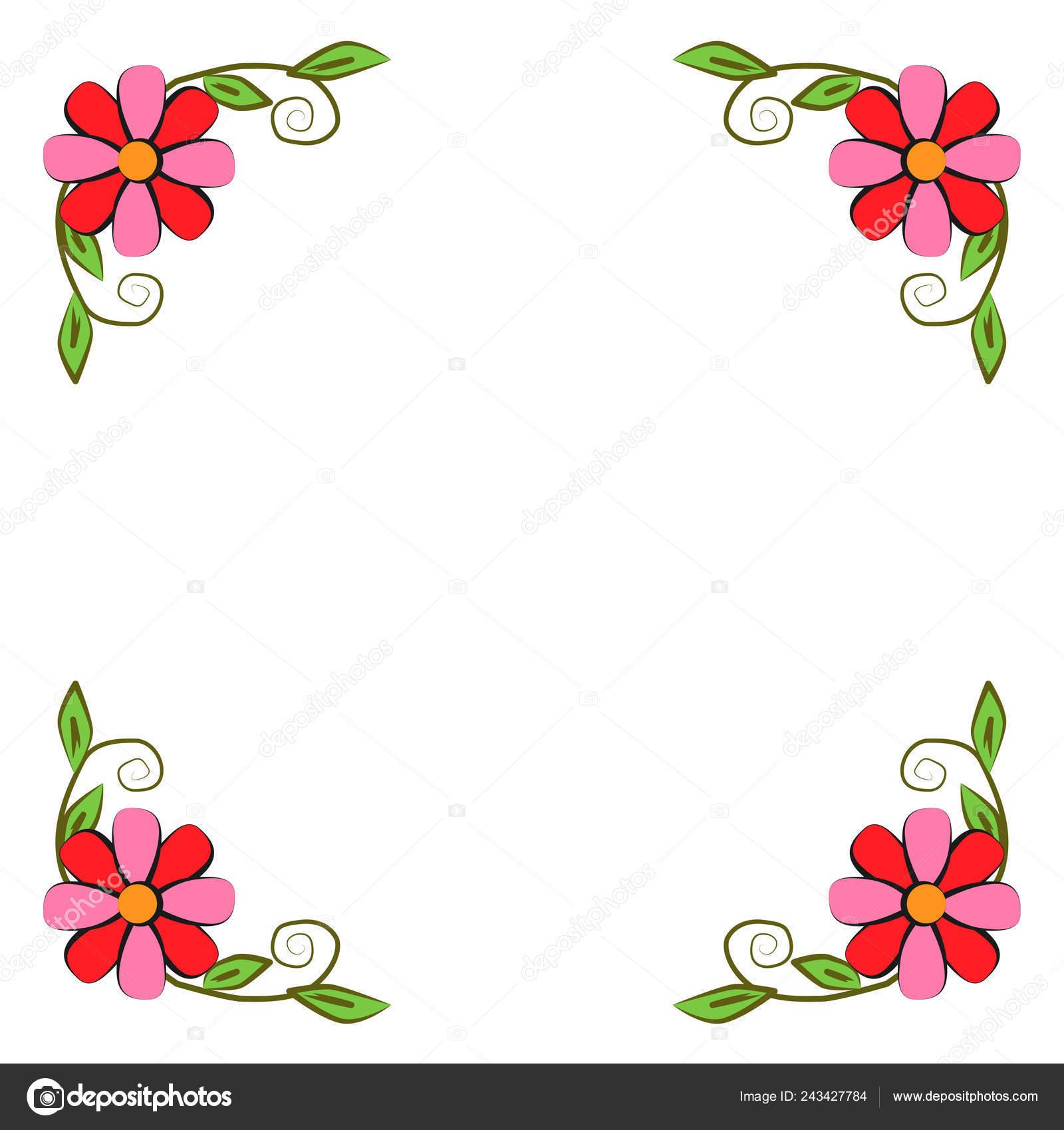 rectangular floral border frame template with decorative corners vector design illustration stock vector c satoof mail ru 243427784 rectangular floral border frame template with decorative corners vector design illustration stock vector c satoof mail ru 243427784