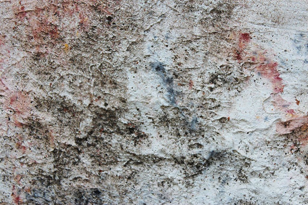 Old scratch red cement floor texture background. Construction. p