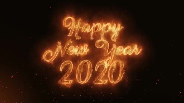 Happy new year photo 2020 video