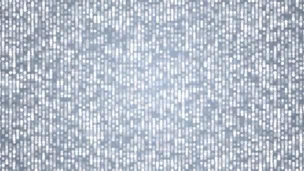 malé tečky bliká lop abstraktní blikání kovový zářící pohybující se částice stěna pozadí pro Disco párty a noční klub koncepce
