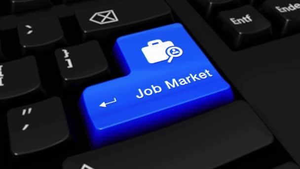 282. pracovní trh kolo pohyb na počítači tlačítko klávesnice