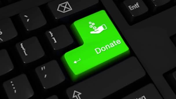 17. darovat rotační pohyb na tlačítko klávesnice počítače