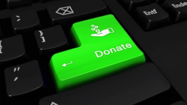 18. darovat kolo pohyb na tlačítko klávesnice počítače