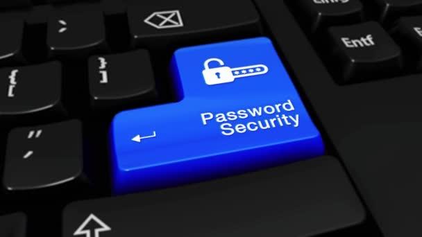 44. bezpečnost hesla kruhovým pohybem na tlačítko klávesnice počítače.