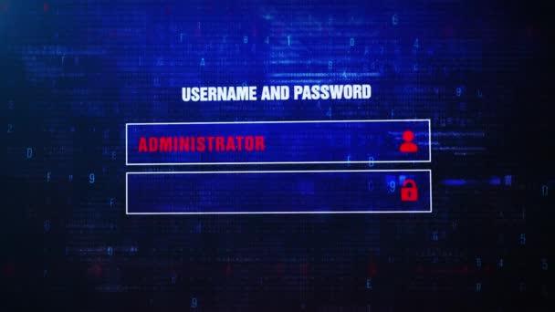 ddos attack alarm warning error pop-up notification box auf dem Bildschirm.