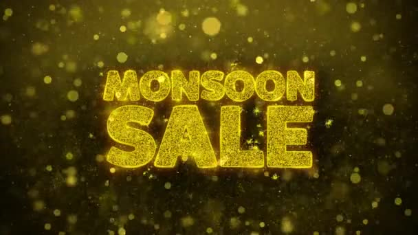 Monszun eladó kívánságait üdvözlőlap, meghívás, ünnepi tűzijáték
