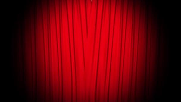 Plochá 35 z animace fáze animace na pódiu Konfeti