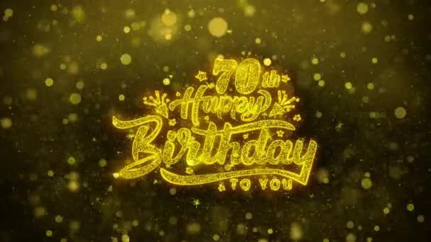 70tého přání k narozeninám blahopřání, pozvánka, svátek práce