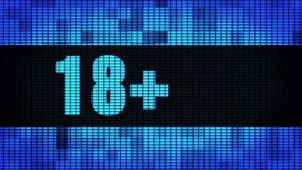18 Front Text Scrolling LED Wall Pannel Display Sign Board