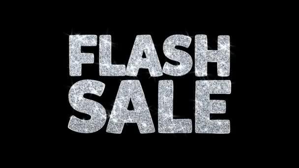 Flash eladás kívánja kék részecskék Üdvözlet kártya, meghívó, ünnepi háttér