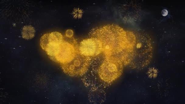 Üdvözöljük 2022 szöveg kívánja feltár a tűzijáték részecskék üdvözlőlap.