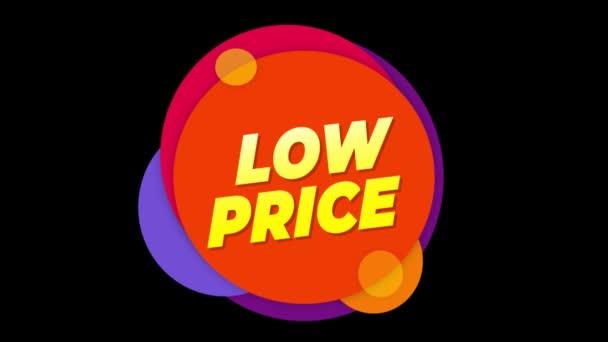 Alacsony ár szöveg böllér színdús eladás lakosság élénkség.