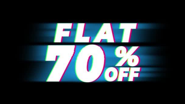 70 Prozent Rabatt auf Text-Vintage-Glitch-Effekt .
