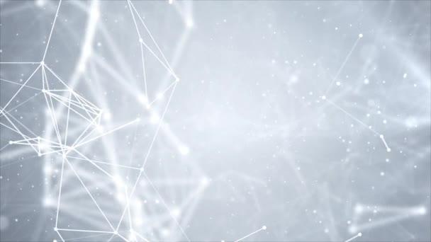 4k 3D Medicine womsan digitální lékařské smyčka animace pozadí.