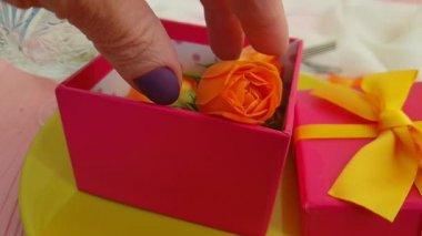 Modular Origami Magic Rose Cube Folding Instructions | 213x380