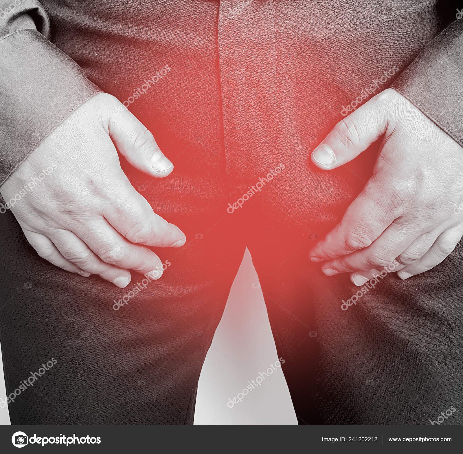 manos de prostatitis