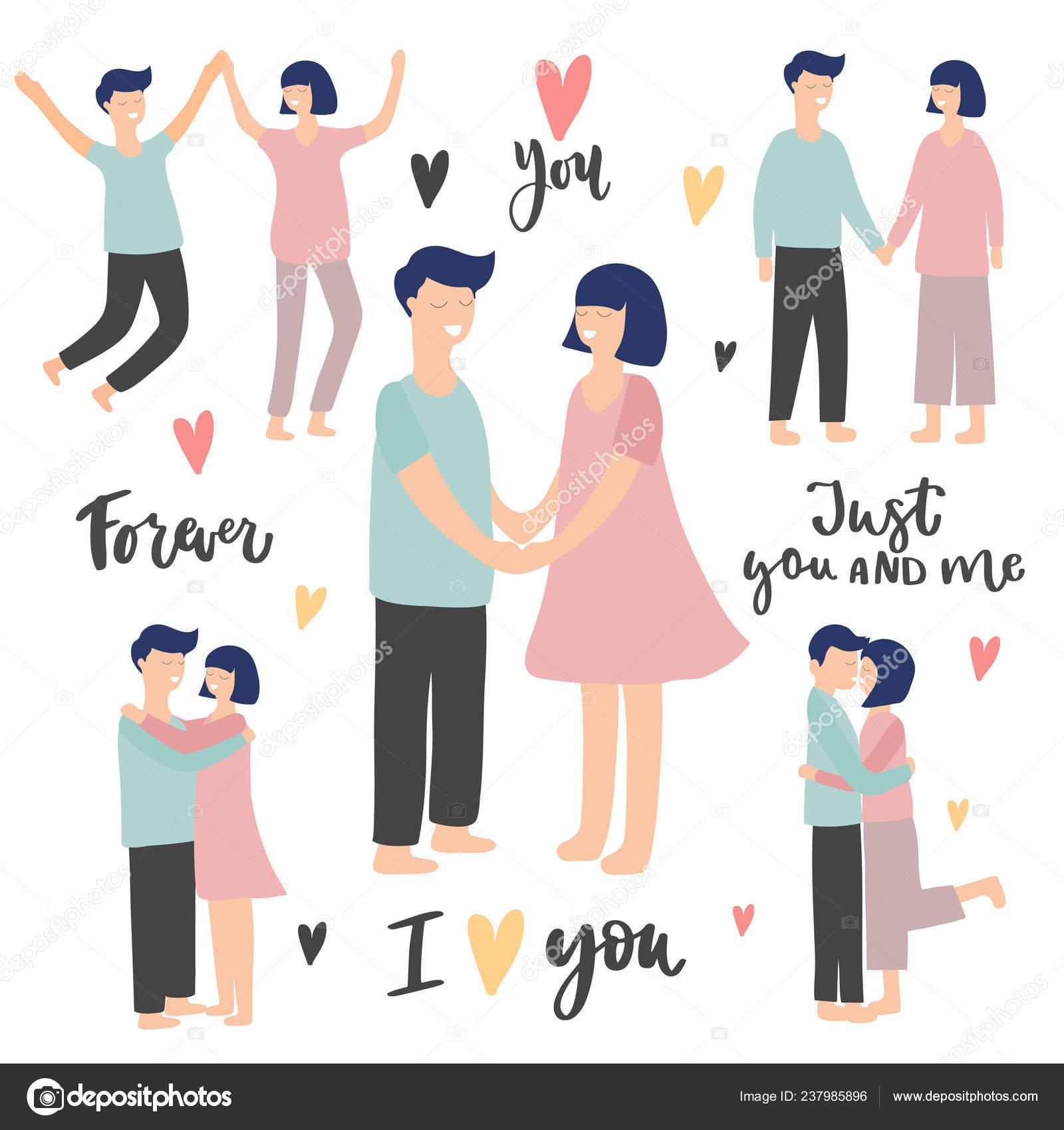 Día San Valentín Boda Con Parejas Texto Frases Cortas Para