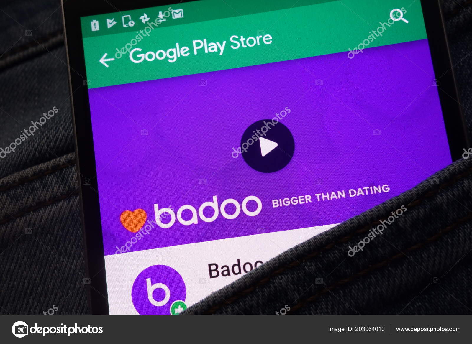 badoo google login