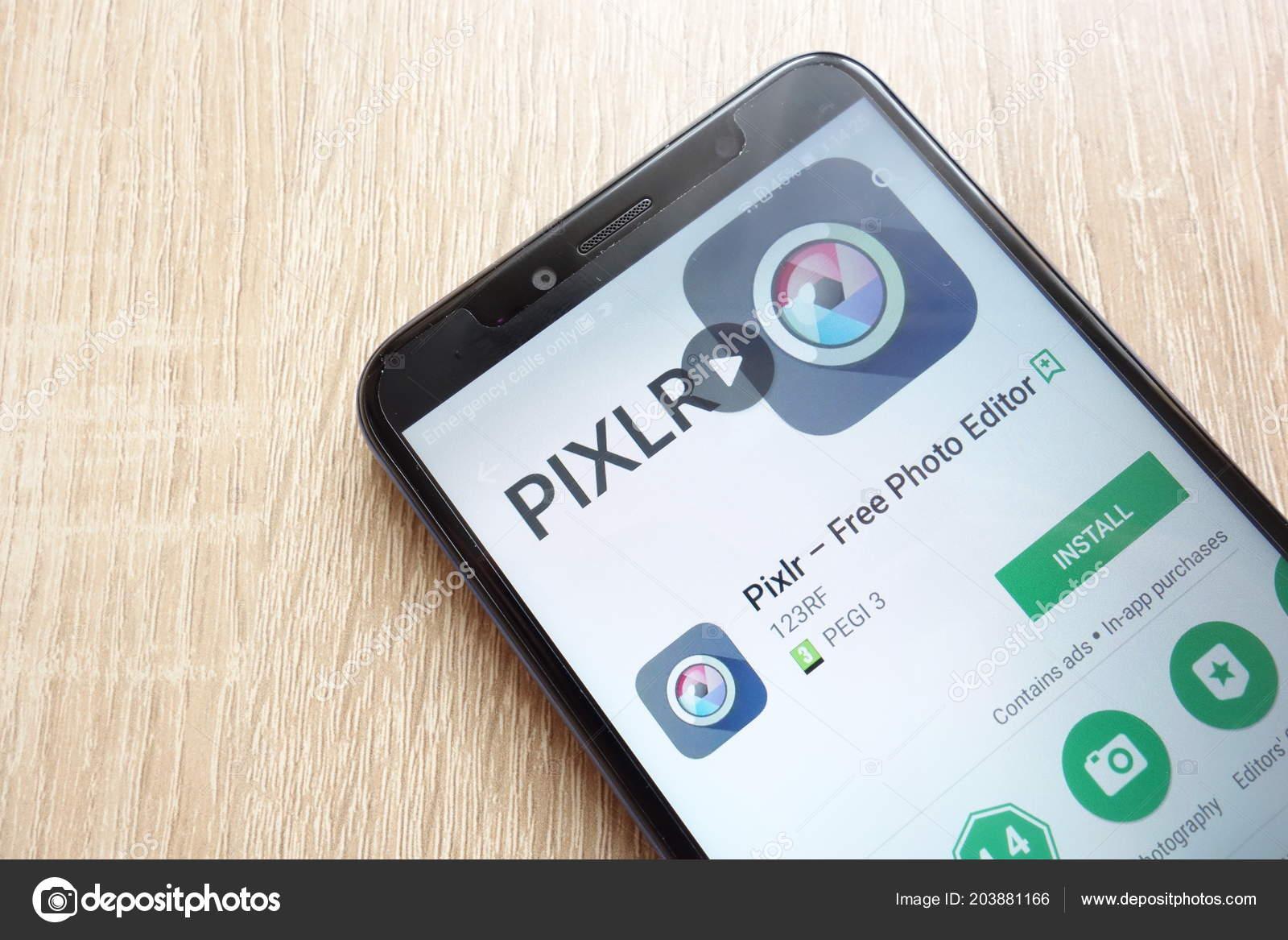 new photo editor app download 2018