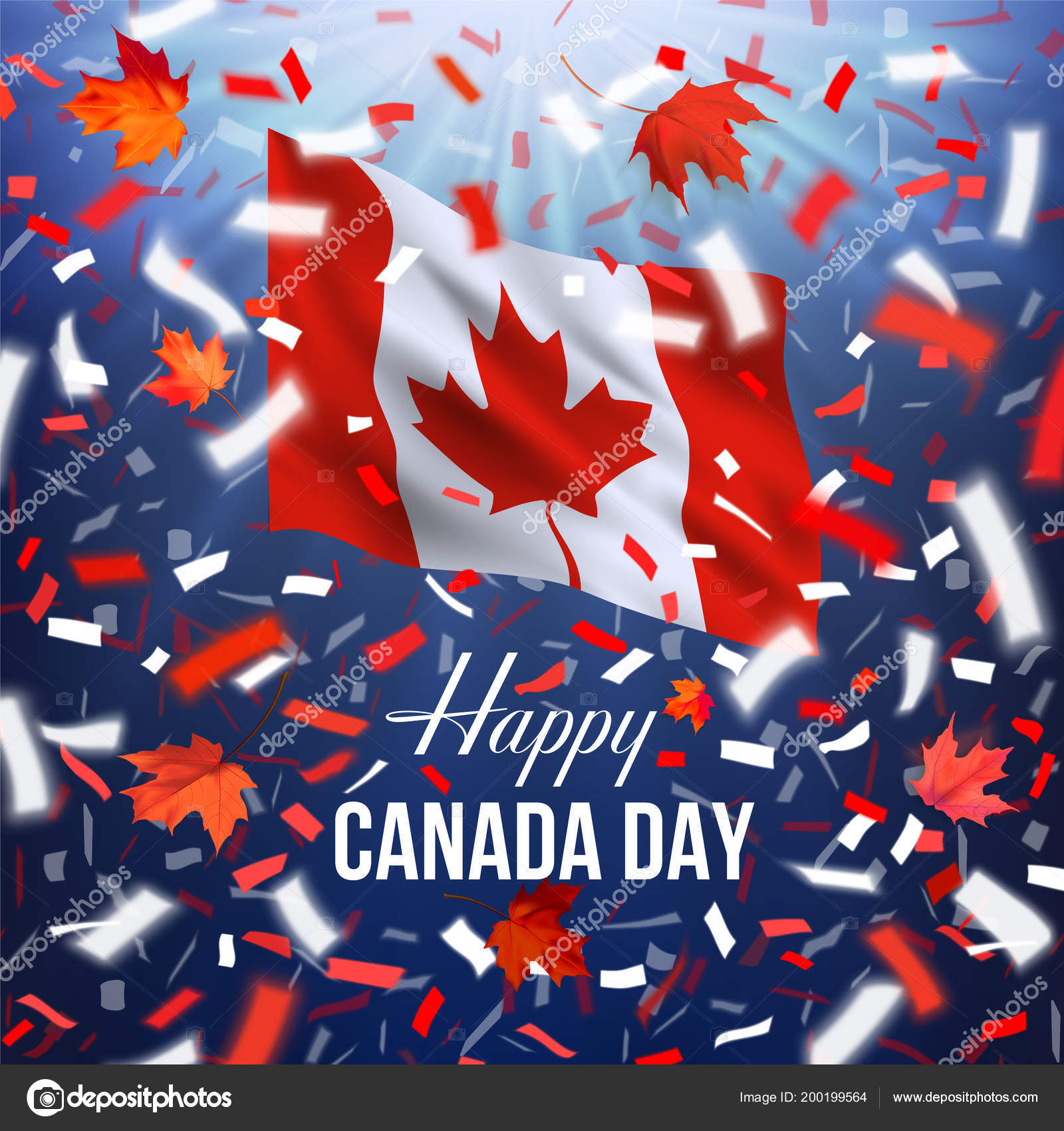 Happy canada day greeting card stock vector mirrima 200199564 happy canada day greeting card stock vector m4hsunfo