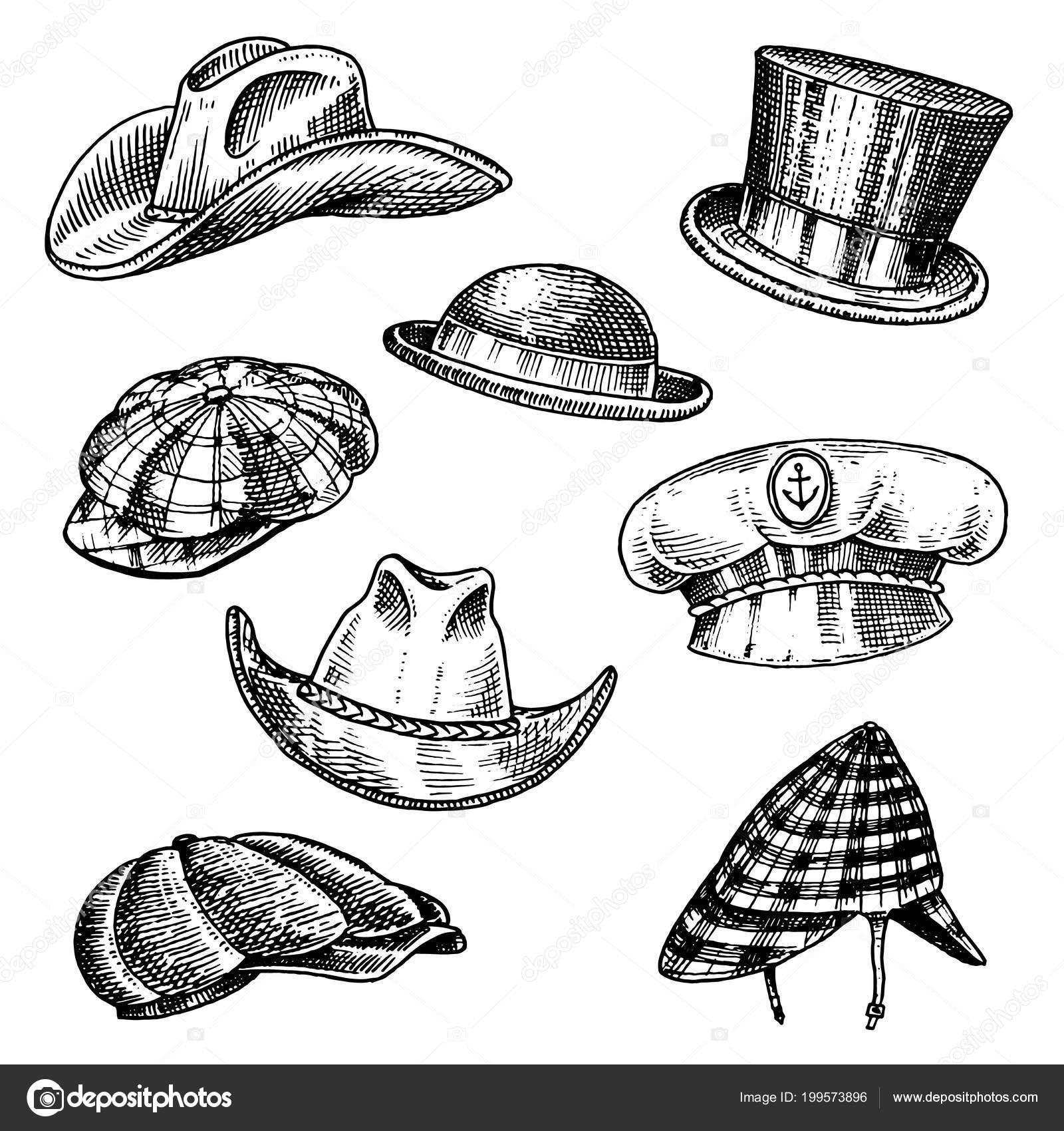 Verano colección vintage sombreros para hombres elegantes. Tapa Derby  Deerstalker Homburg Bowler paja boina capitán vaquero sombrero navegante  alcanzó su ... 66f1f83a5c9