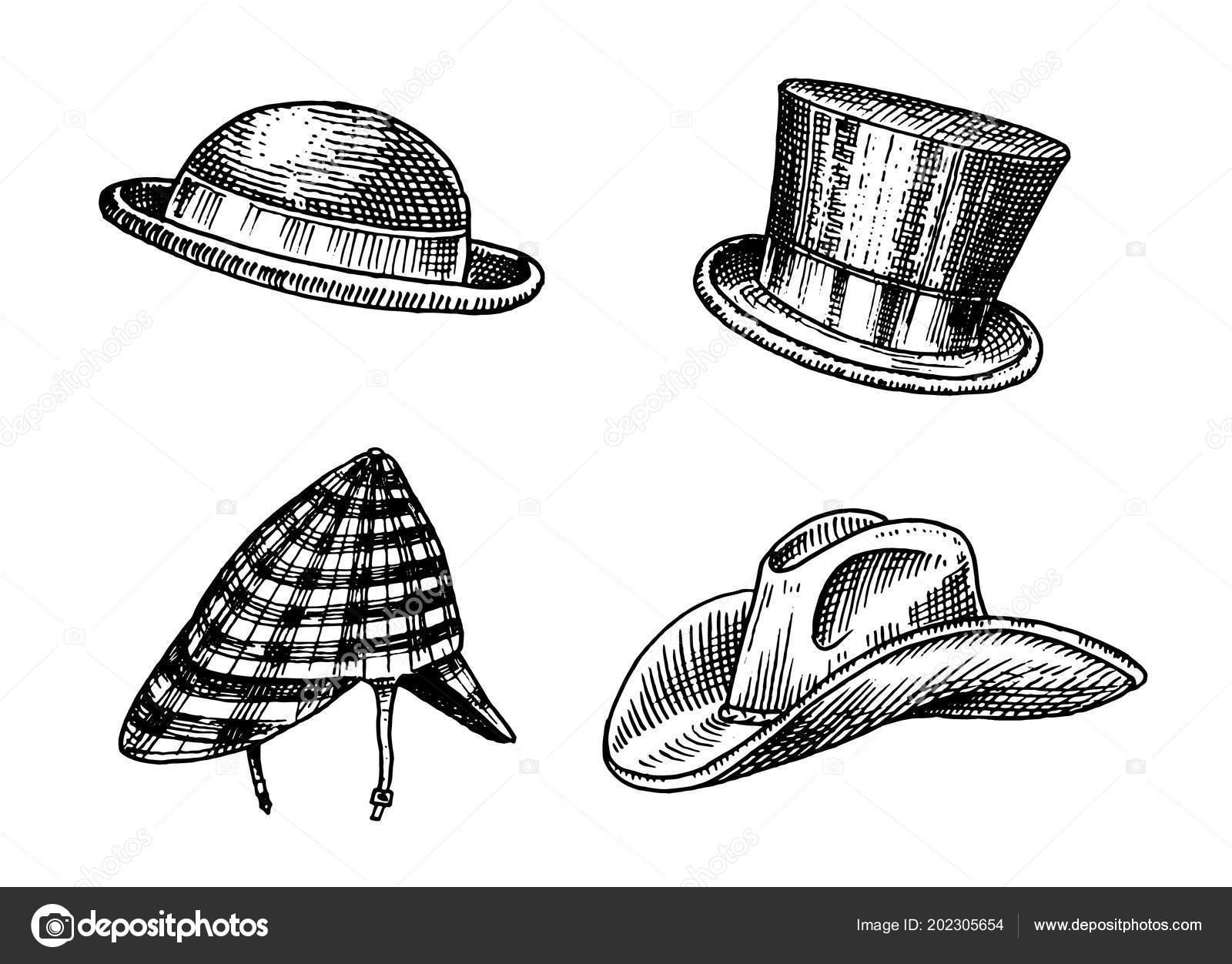 Verano vintage colección de sombreros para hombres elegantes. Tapa Derby  Deerstalker Homburg Bowler paja boina capitán vaquero sombrero navegante  alcanzó su ... b7748e6a5c0